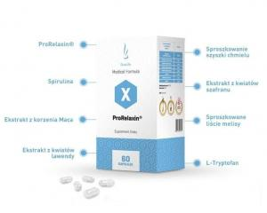 DuoLife Medical Formula ProRelaxin 60 kapsułek