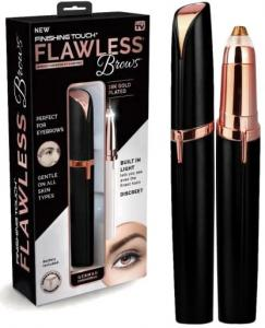 Mini depilator do brwi Flawless Brows dyskretny
