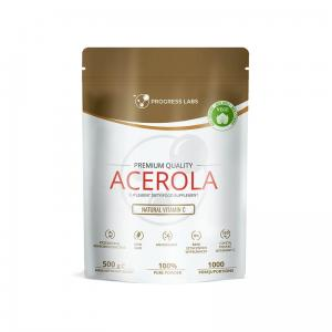 Acerola Naturalna Witamina C w Proszku 500g Progress Labs