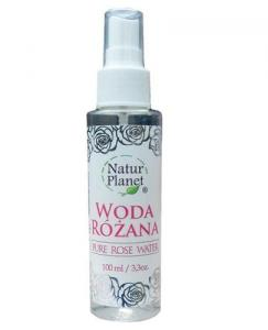 Natur Planet Woda różana 100ml