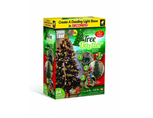 TREE DAZZLER LAMPKI CHOINKOWE 64 LED
