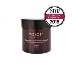 MOKOSH Regenerujący krem do twarzy anti-pollution Malina 60 ml