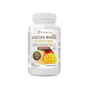 African Mango Original FORTE 20:1 6000mg 120 tabletek