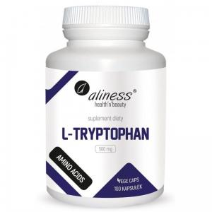 Aliness L-Tryptophan 500mg 100 kaps.