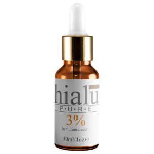 NATUR PLANET HIALU PURE  3% serum z kwasem hialuronowym 30ml