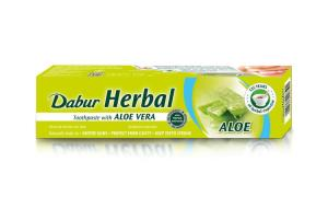 DABUR HERBAL ALOE VERA 100 ml  pasta do zębów 100 ml
