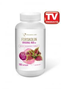 Progress Labs Forskolin Pokrzywa Indyjska Original 400mg 120 Kaps.