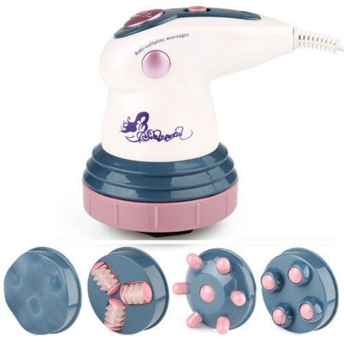 Tylko na zewnątrz Urządzenie do masażu wyszczuplającego masażer na cellulit 5w1 VX11